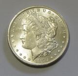 $1 1879-S BU MORGAN
