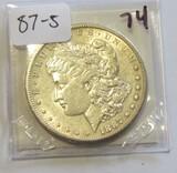 1887-S $1 MORGAN