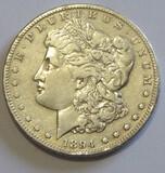 $1 1894-S MORGAN