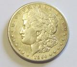 1896-S $1 MORGAN