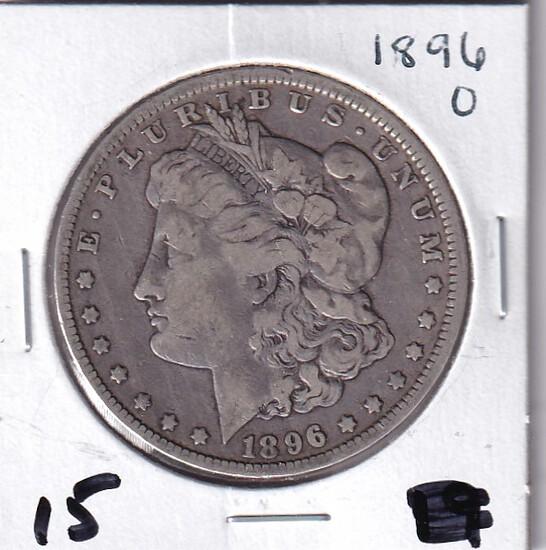 $1 1896-O MORGAN