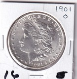 $1 1901-O MORGAN