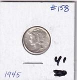1945 DIME
