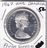$1 SILVER CANADA 1967