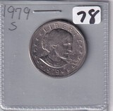 $1 1979-S SBA