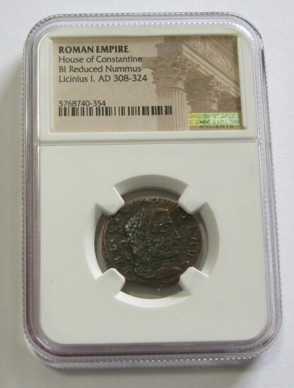 ROMAN ANCIENT LICINIUS NGC