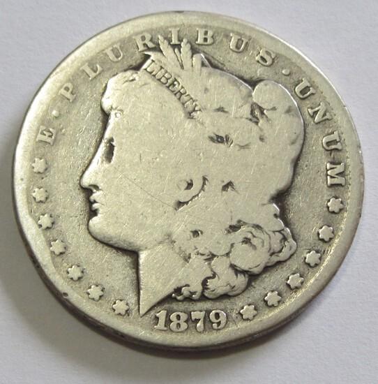 $1 1879-CC MORGAN
