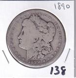 1890 MORGAN