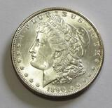 BU $1 1890 MORGAN FULL OF LUSTER