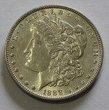 $1 1888 MORGAN