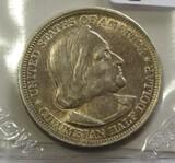 1893 COLUMBIAN EXPO HALF