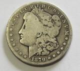 $1 1879-S MORGAN