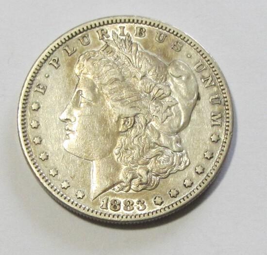 $1 1883-S MORGAN