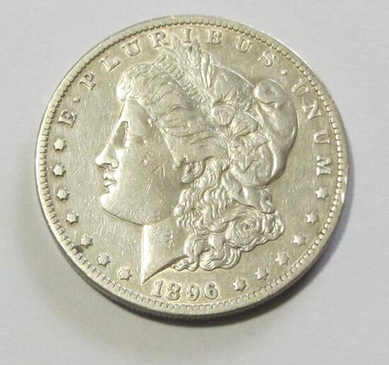 $1 1896-O MORGAN BETTER DATE