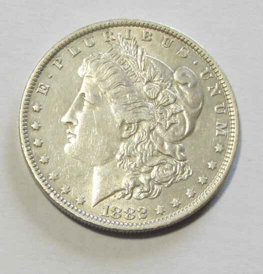 $ 1882-O MORGAN NICER DATE