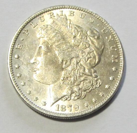 $1 1879-O HIGH GRADE BETTER DATE MORGAN