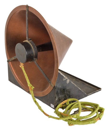 Baldwin  Cone-shape Metal Horn Speaker, Unusual!