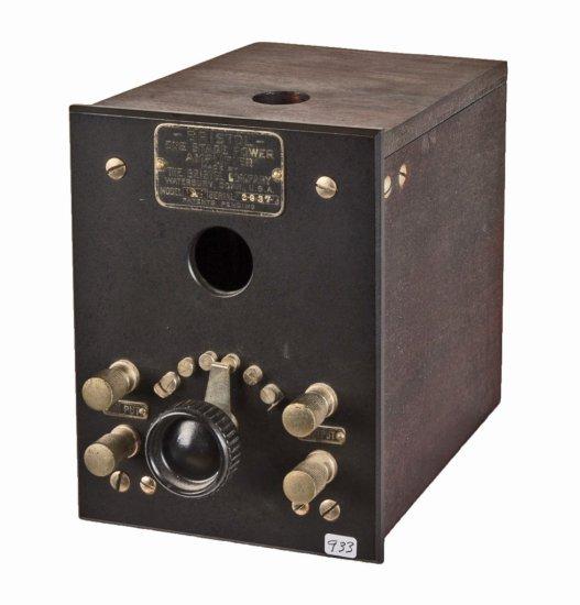 Bristol Co.   Model A Amplifier