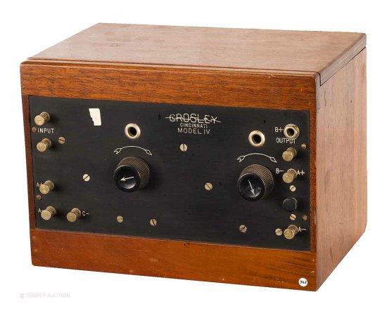 Crosley IV Special