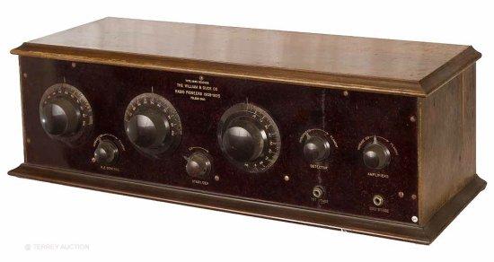 Duck, Wm. B.Type A885 Receiver