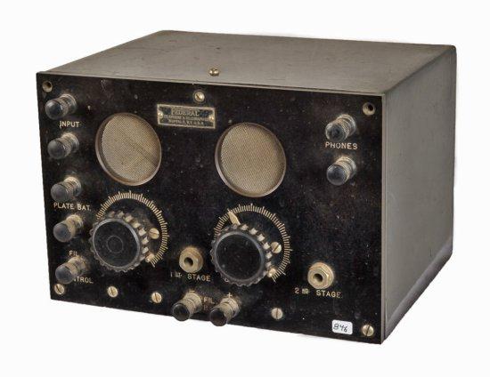 Federal Telephone & Telegraph Co.  Type 9