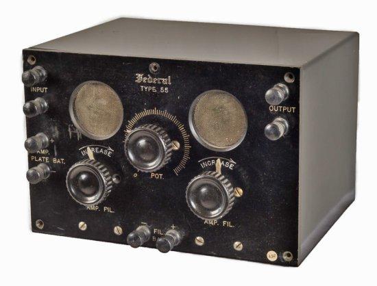 Federal Telephone & Telegraph Co.  Type 55
