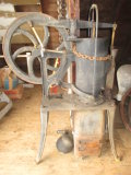 Rider Ericsson Engine Co. Coal Fired Cast Iron Hot Air Engine