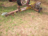 Huss # 1060 Wood Splitter