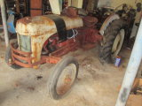 Older Ford Tractor