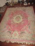 Wool Floral Rug 7' 10
