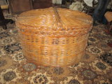 Large Wicker Basket 39