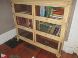6 Section Barrister's Bookcase 52