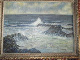 T.A. Pagan Seascape O/C