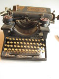 Woodstock Model No. 5 Standard Typewriter