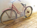 Vintage Girl's Bicycle