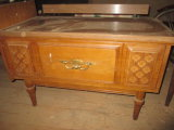 Midcentury One Drawer Table 37