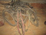 Vintage Horse Collars, Hanes and Tack
