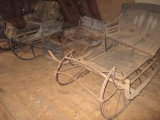 3 Sleighs for Parts