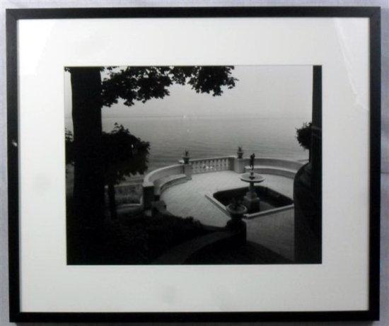 Ward, Alan; Black And White Photograph