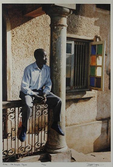 Lyons, Robert, Old Kampala