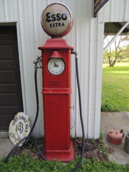 ESSO EXTRA Gas Pump
