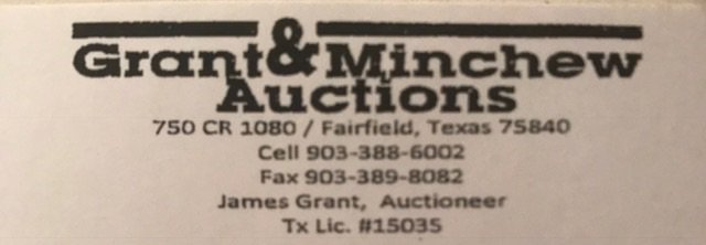 Grant-Minchew Auction Services, LLC