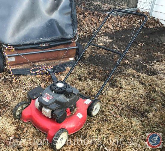 Yard Machines 20 in. Push Mower