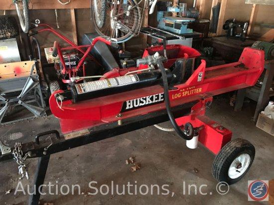Huskee 22 ton Tilt Up Log Splitter 6.75 HP