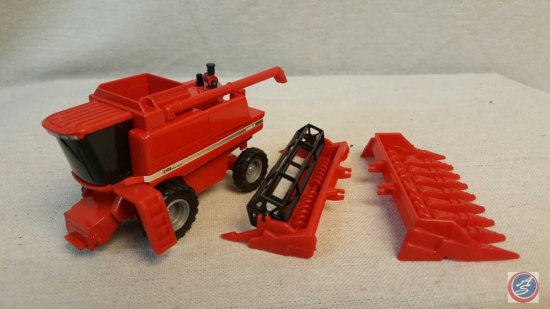ERTL 2166 Axial-Flow with (2) blade attachments.