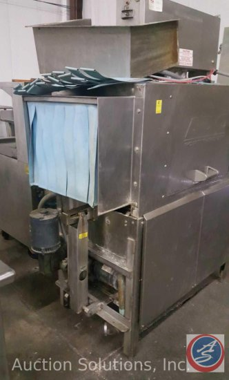 ADC FORTY-FOUR SMALL CONVEYOR DISHWASHER | Industrial