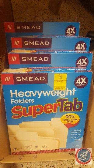 Snead Heavy Weight Folders Super Tab (4)
