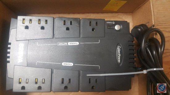 Cyber Power Surge Battery Model #625VA