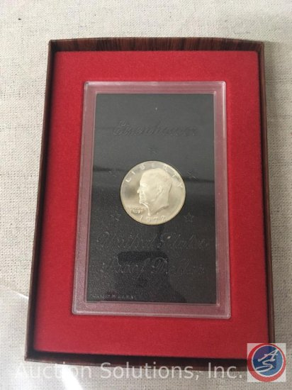 1972 Eisenhower Proof Coin