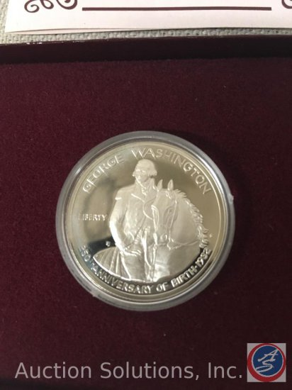 1982 Proof Half Dollar George Washington 250th Anniversary